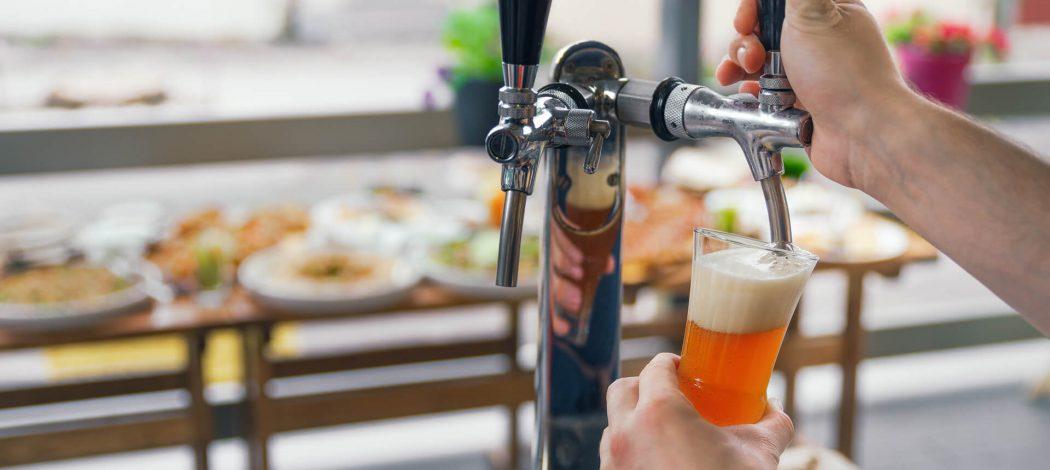 живе пиво на розлив