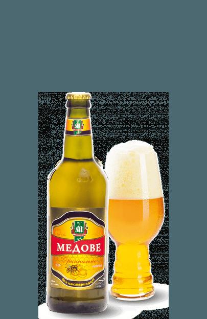 пиво микулин медове