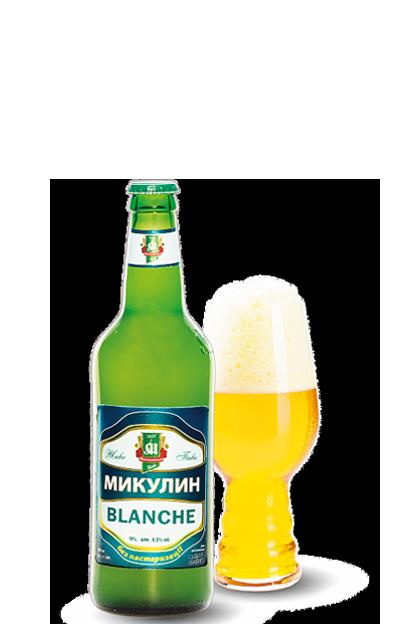 пиво микулин blanche