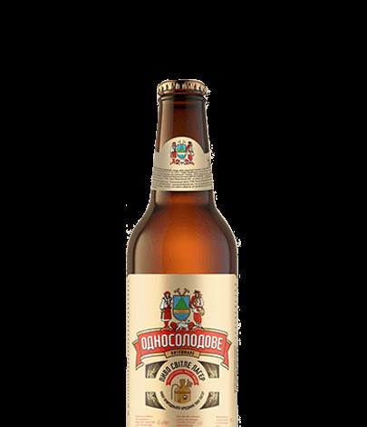 пиво односолодове