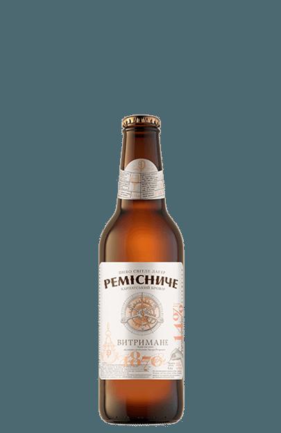 пиво ремісниче витримане