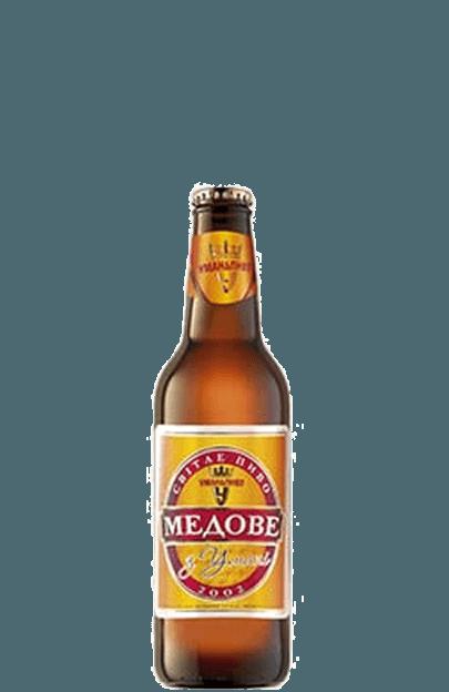пиво медове