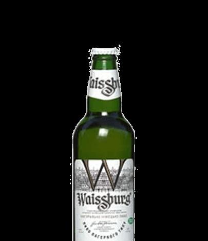 пиво Вайсбург Білий