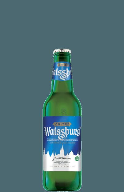 пиво Вайсбург Синій