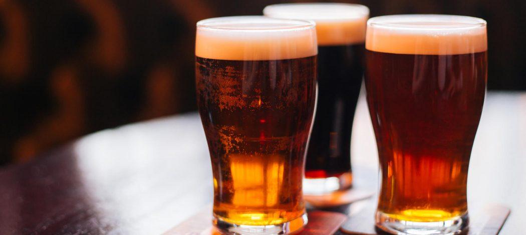 крафтове та живе пиво