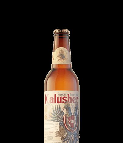 пиво kalusher