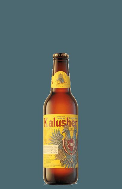 пиво kalusher світле