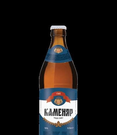 каменяр міцне пиво