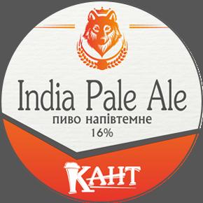 indian pale ale пиво напівтемне